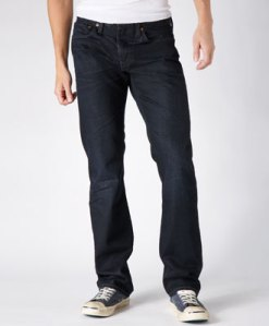 Capital E Hesher Straight Jeans