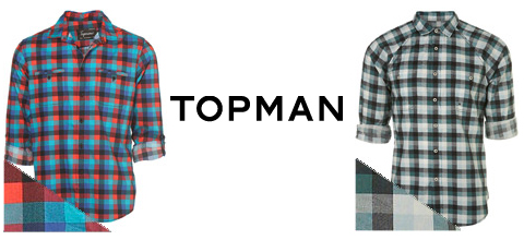 Topman Plaid