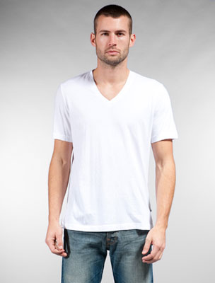 White Shirt Guy | Is Shirt