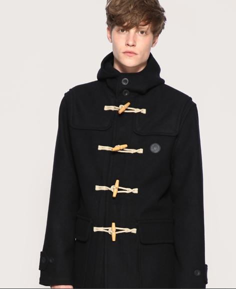 Fred Perry Toggle Duffle Coat | getting it together