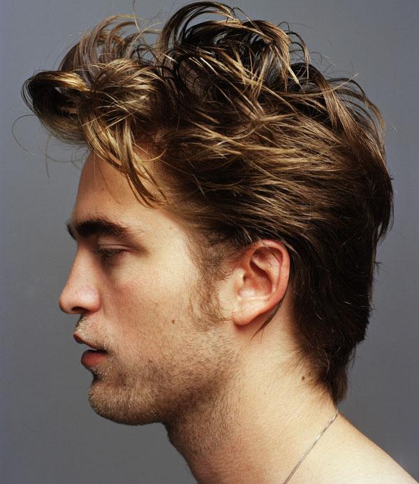 Robert Pattinson Hair Getting It Together